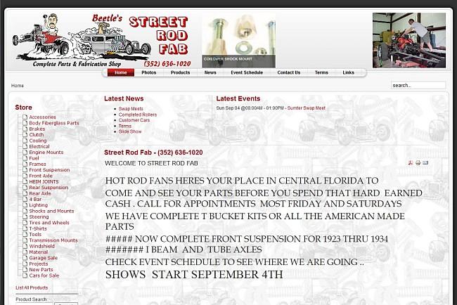 streetrodfab.com